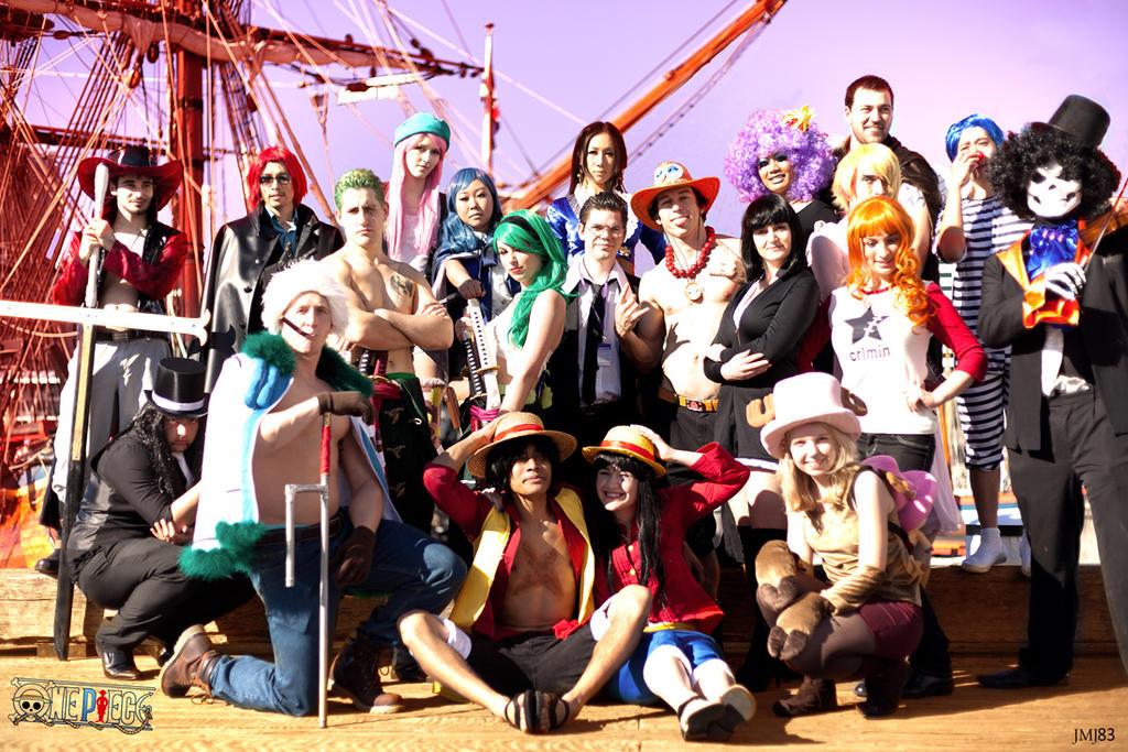 One-Piece-Crew by JMJ83 on DeviantArt