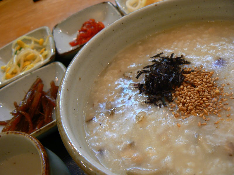 Abalone porridge by No-SweetToday