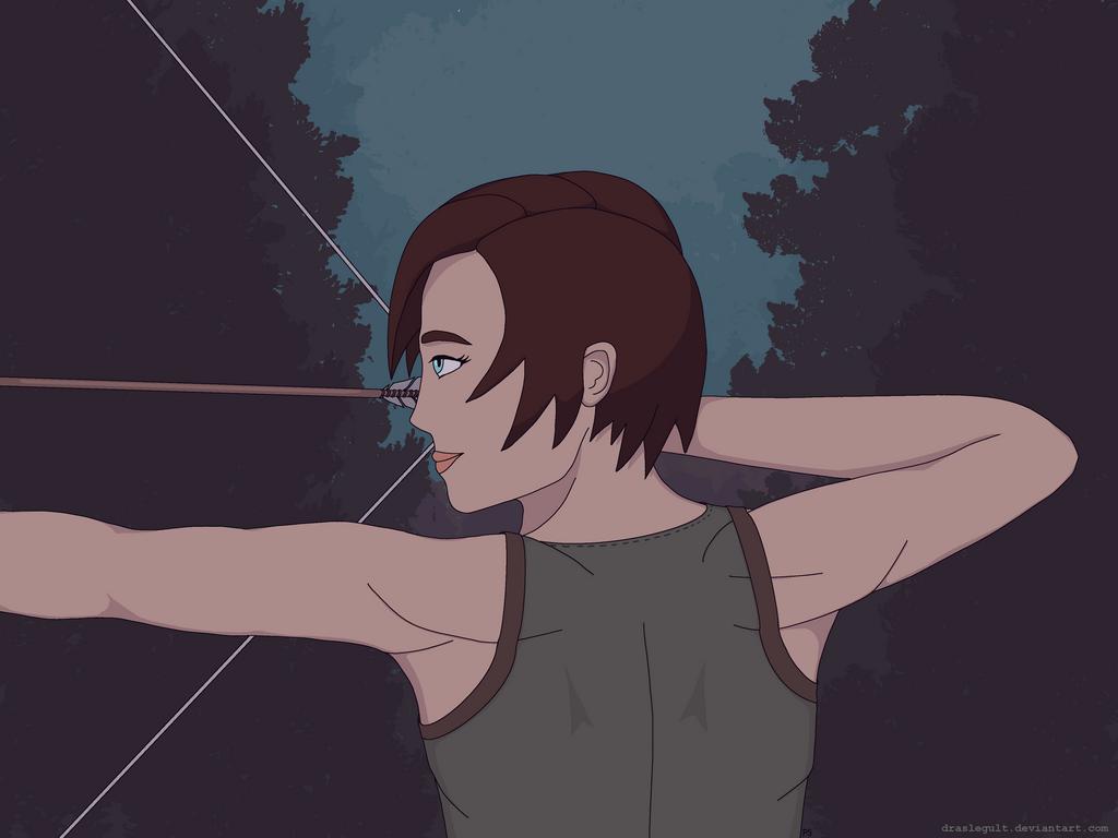 Leshi Archery by DrasLegult