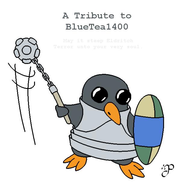 BlueTea1400 Tribute by DrasLegult