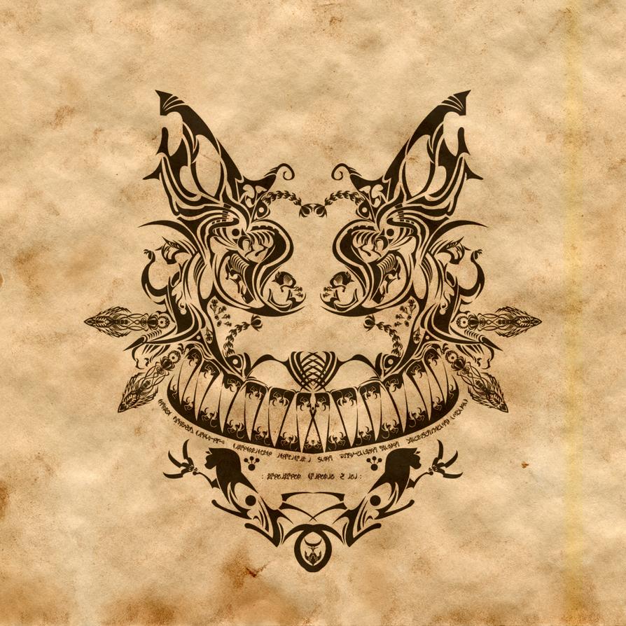 Blazblue Taokaka Crest iPad Wallpaper by sunkenlibrary ...