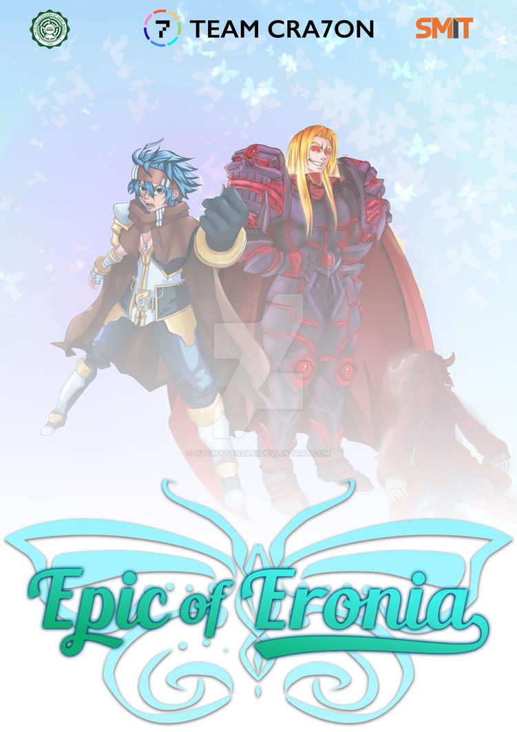 Epic Of Eronia Tarpaulin by HyomaTanzaki