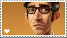 arthur hastings stamp by BrainBites