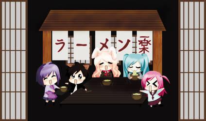 ramen shop by claresakura09