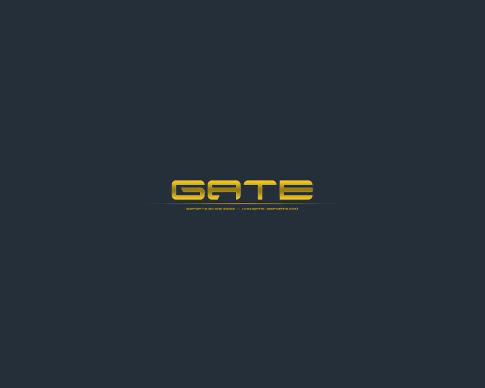 gate logo by gateanthrax on deviantart