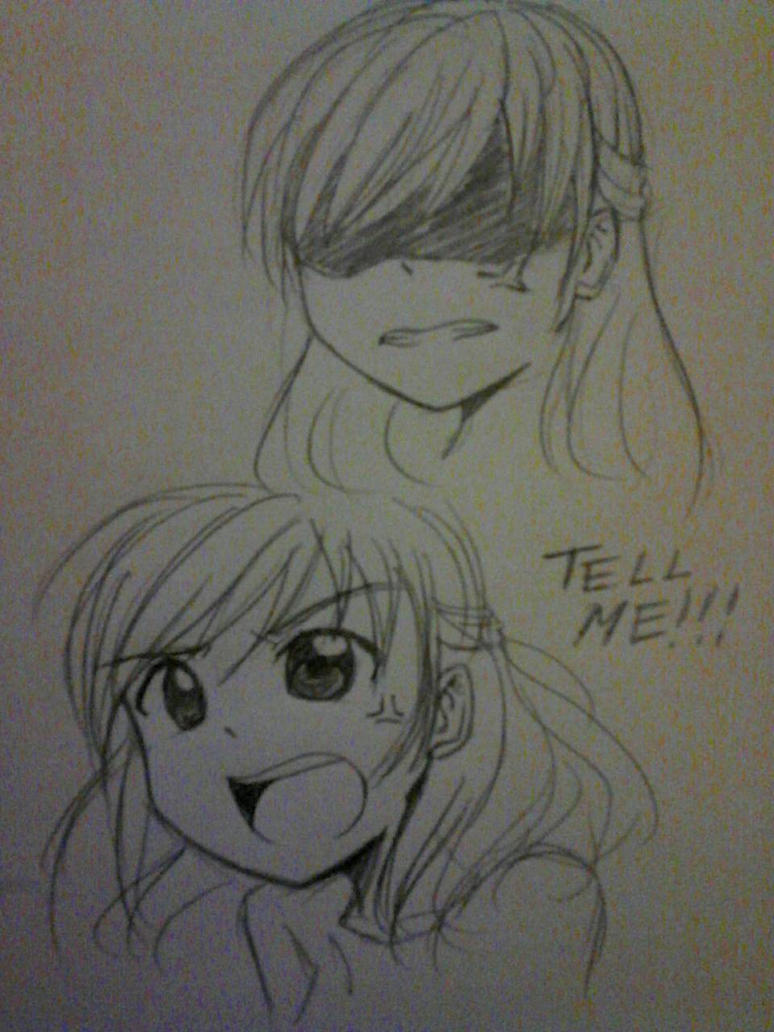 Just Tell Me by Rei-Catlang