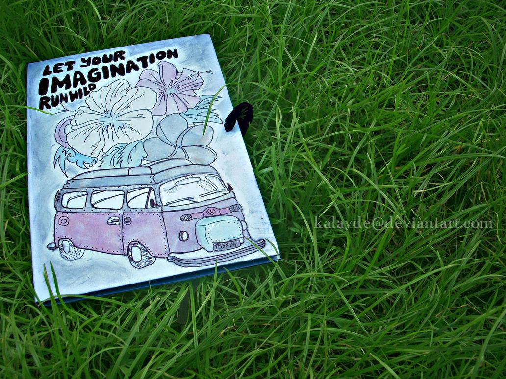 My Sketchbook by Kalayde