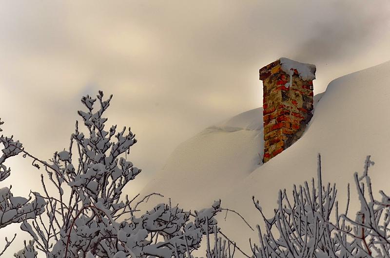 Winter tale by marjarah