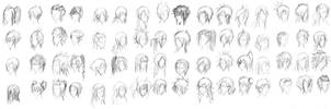 Hair dump by Dinloss