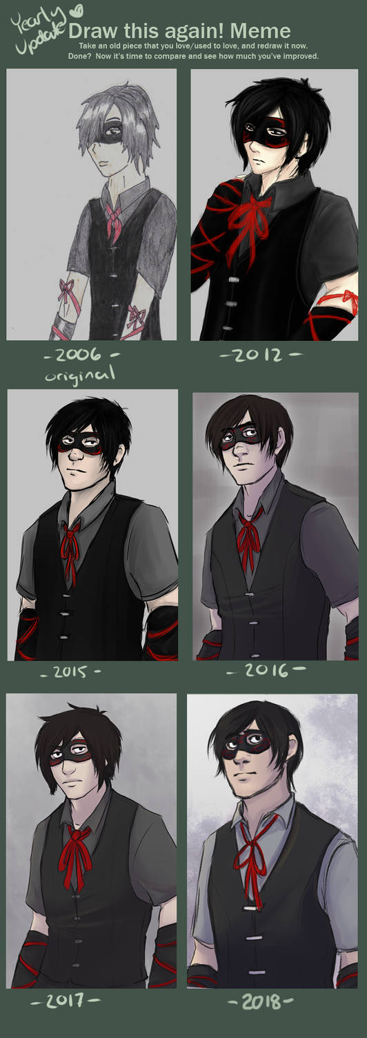 Draw this Again (yearly update) 2018