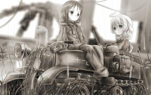Shoujo Shuumatsu Ryokou by S0mniaLuc1d0
