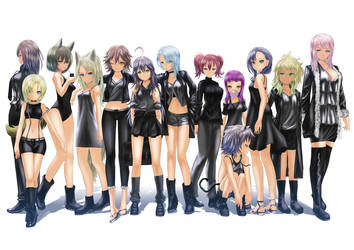 Nevermore -SDI- Girls Division by S0mniaLuc1d0