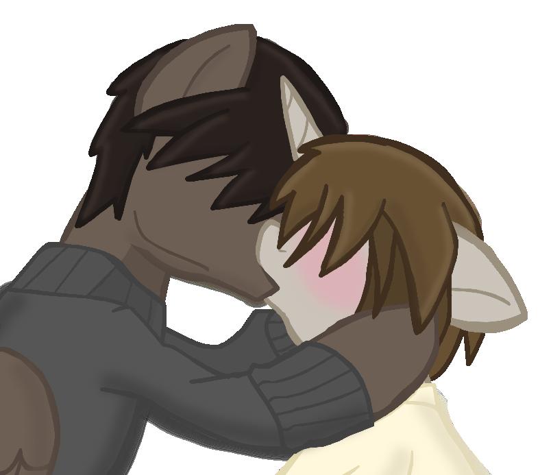 Sekai ichi hatsukoi takano and ritsu kiss