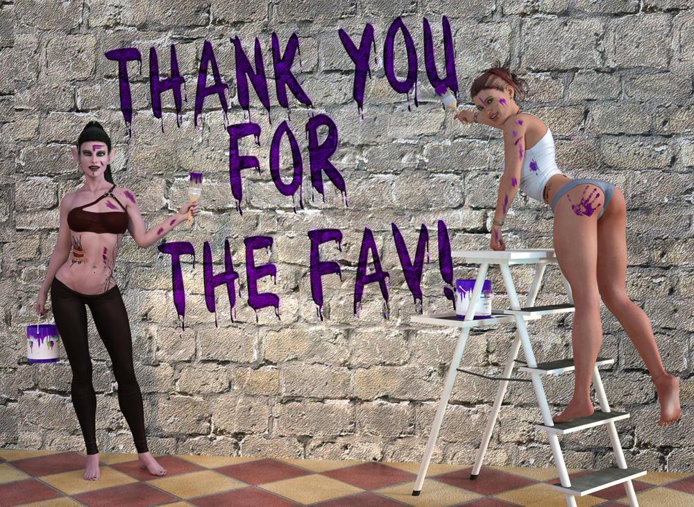 Thank You Fav 8