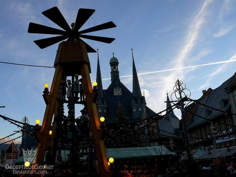 christmas market in wernigerode 2014 by angelofdarkness089. Black Bedroom Furniture Sets. Home Design Ideas