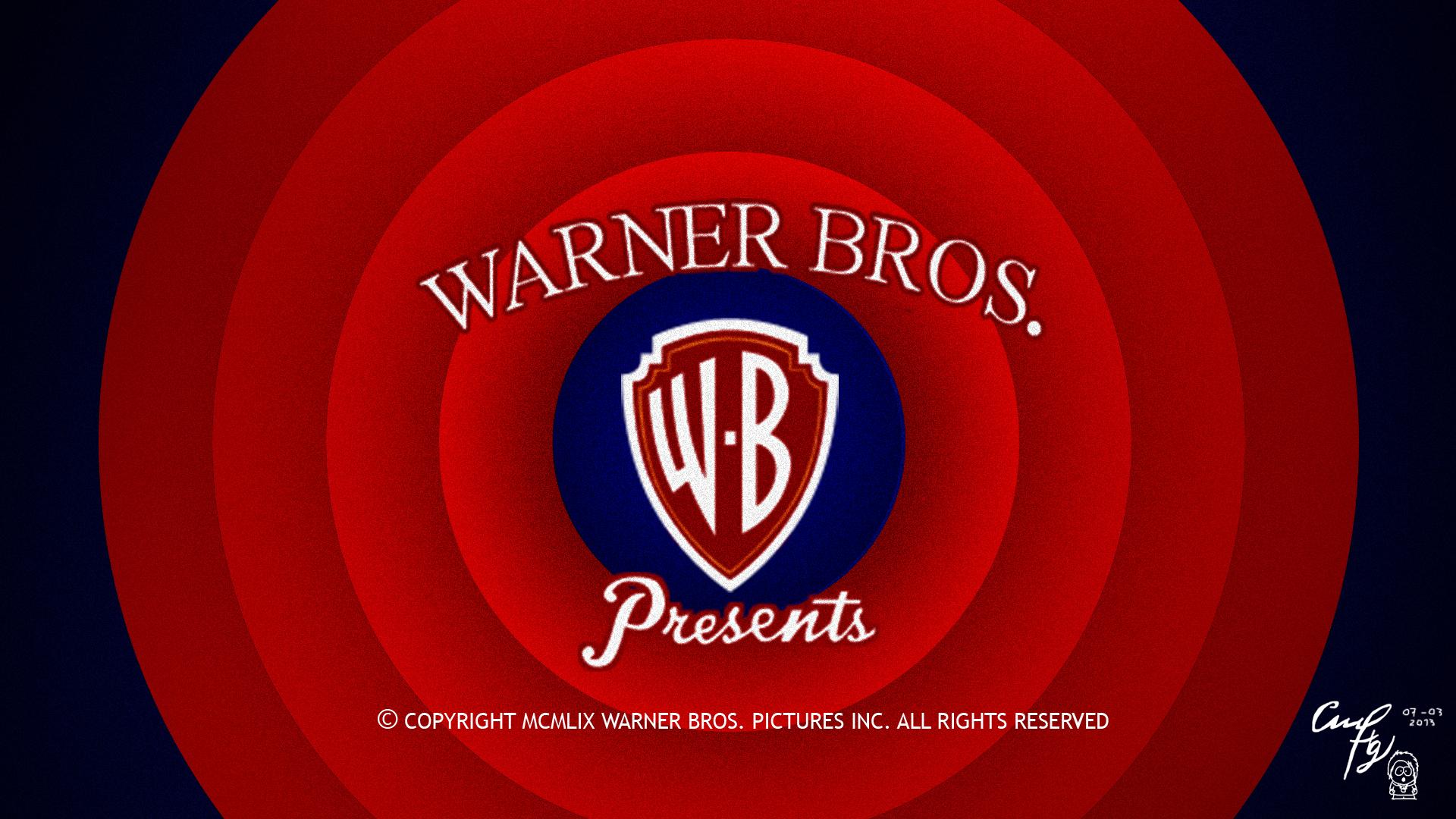 Dogatemyshrooms 130 50 Warner Bros Presents (looney Tunes) (hd Remake) By  Hercamiam