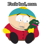 Cartman and Pepe