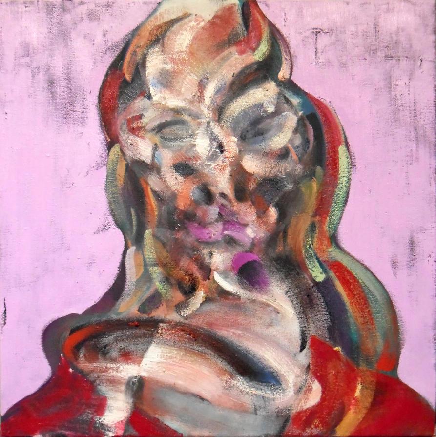 Study for Portrait of Emily Mycoe by RyckRudd