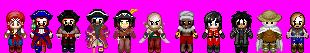 Full team pirate