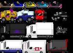 Vehicules 2D