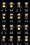 Character animation tecktonik2