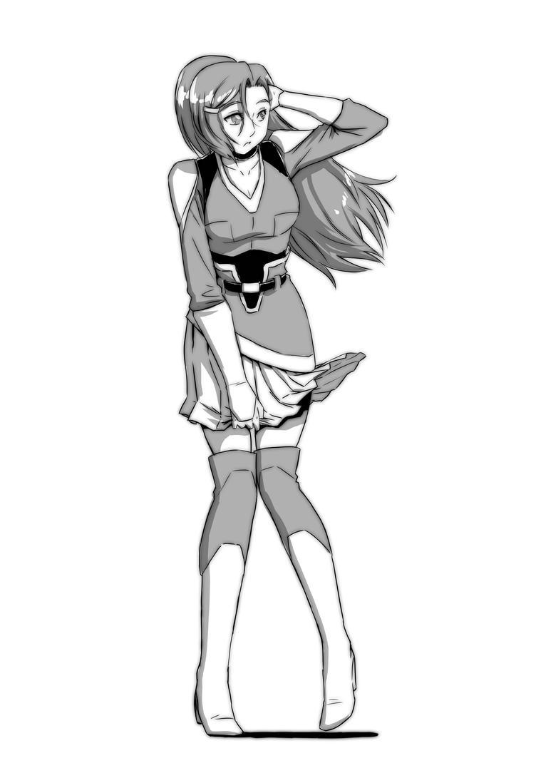 201703-02 Random Character by mechaFROG