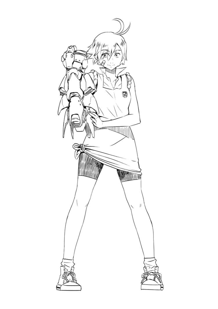 201801-01 Random Character by mechaFROG