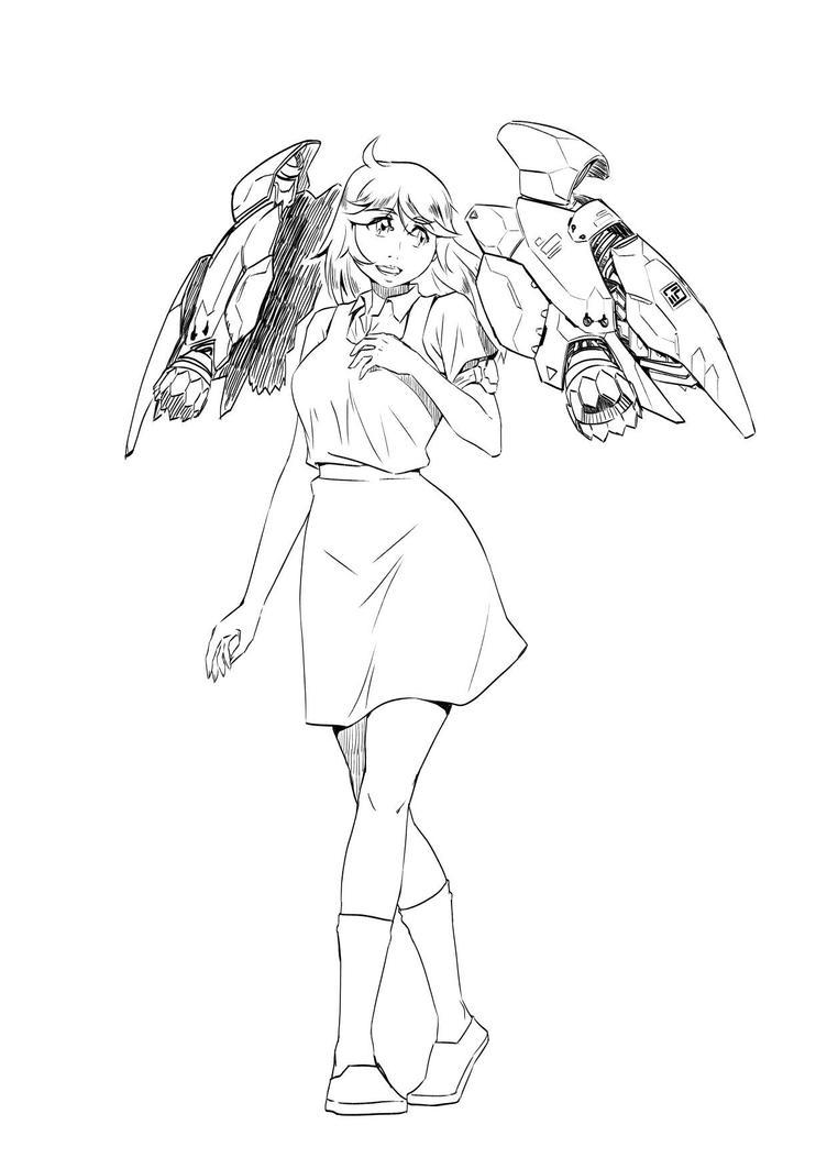 201801-02 Random Character by mechaFROG