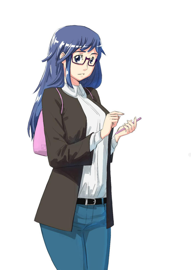 201805-02 Random Character by mechaFROG