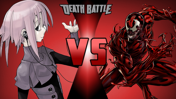Crona VS Carnage by NocturnBros
