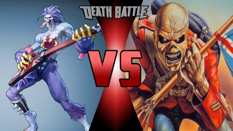 Lord Raptor VS Eddie the Head by NocturnBros