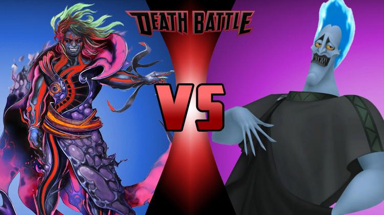 Hades VS Hades by NocturnBros