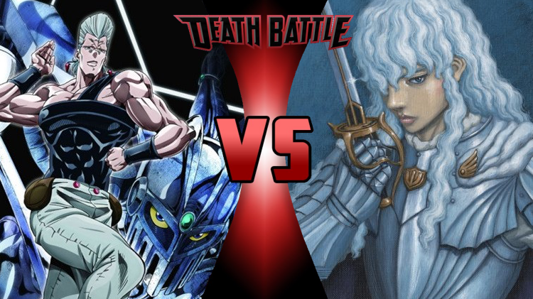 Jean Pierre Polnareff VS Lord Griffith by NocturnBros
