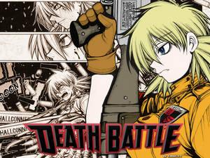 6a123ce41721 Mikasa Ackerman Attacks Death Battle! by goldsilverbronzekid on ...