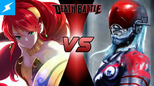 Samus Aran VS Dante - DEATH BATTLE! by NocturnBros on DeviantArt