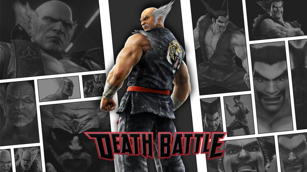 Tekken heihachi wife sexual dysfunction