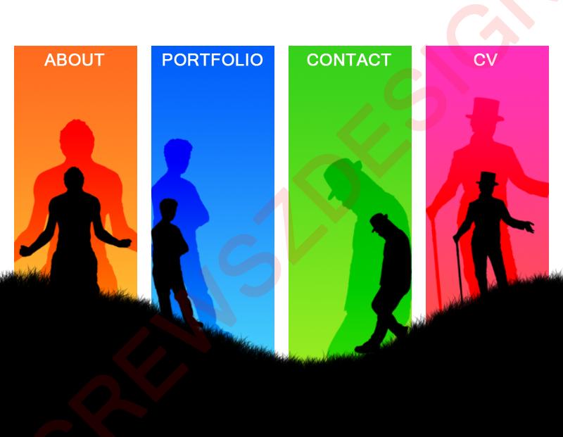 Portfolio preview by Crewszdesign