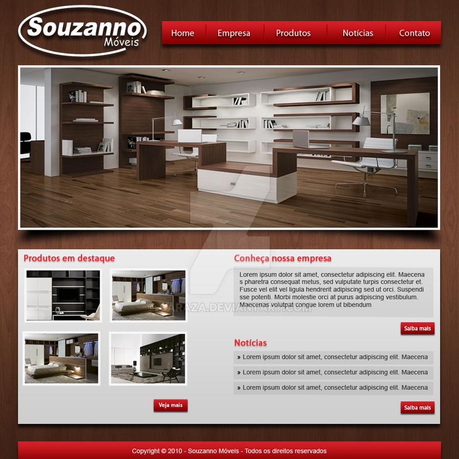 Souzanno Moveis by caraza