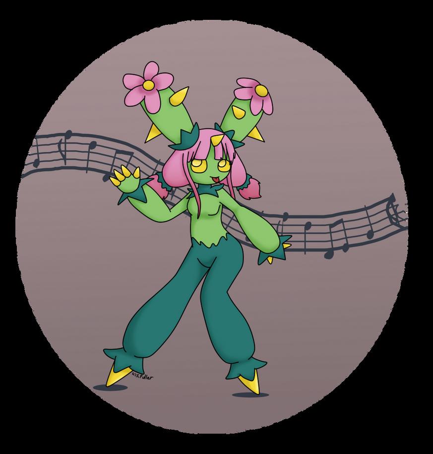 Cactus Groove by Usa-Ritsu