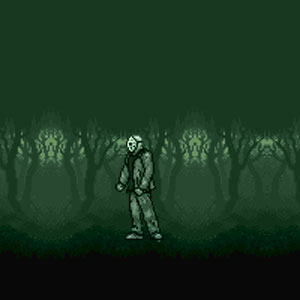 Jason-in-the-forest by theurbanwerewolf