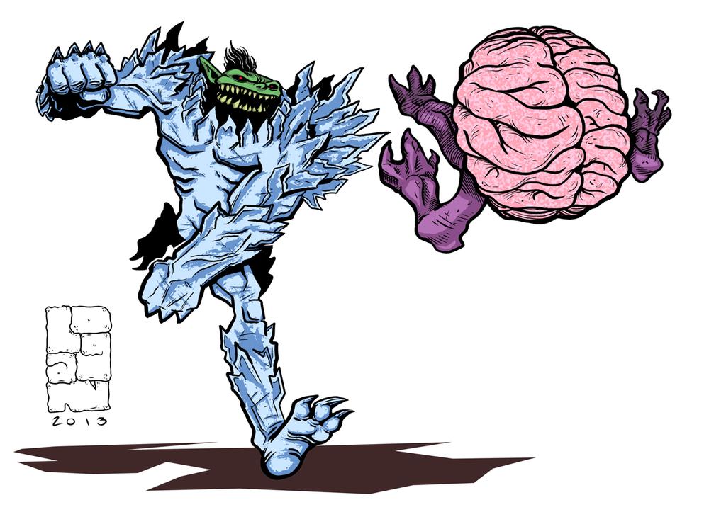 Goblin Aegis! by LoganPike