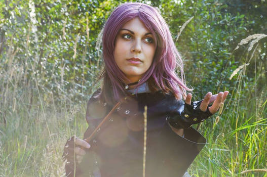 More like Nymphadora Tonks cosplay by TheMadKyo