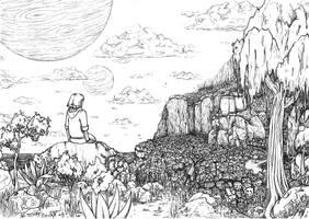 Woop!-Scenery by die-BeckX