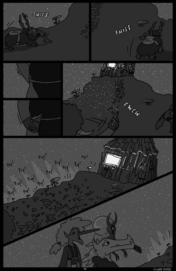 Tales from the North 1 - The Night Mother (Page 5) by TheFlumpyTripod