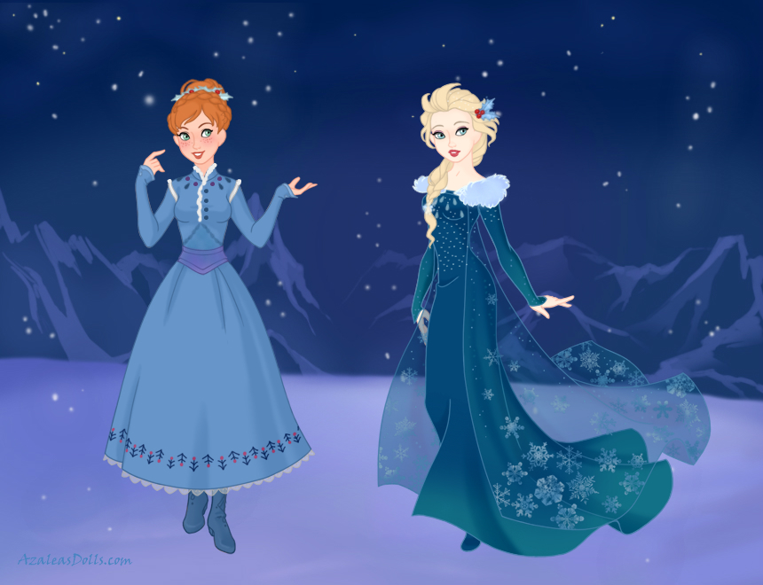 Olaf 39 s frozen adventure new dresses by waterlily gems on deviantart - Olaf s frozen adventure download ...