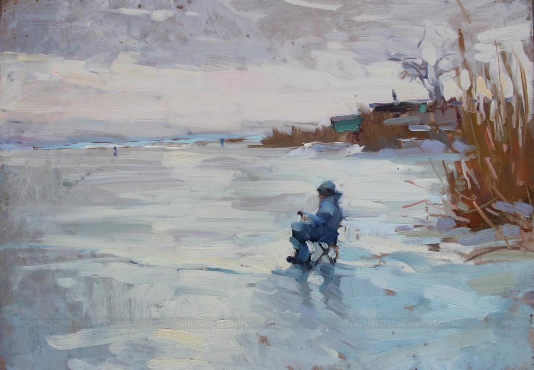 fishing by iron2295