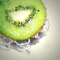 kiwi. by einfachso