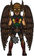 Hawkman by Naps137