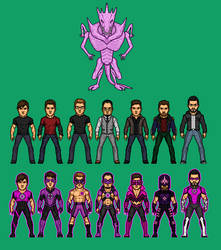 Star Sapphire Corps by Naps137