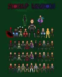 World Legion in the Novaverse
